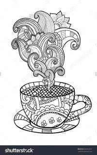 17 Best ideas about Tea Cup Art on Pinterest | Tea art ...