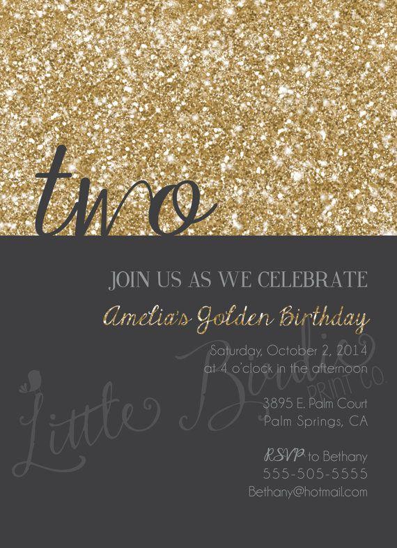 1000 Ideas About Golden Birthday Gifts On Pinterest