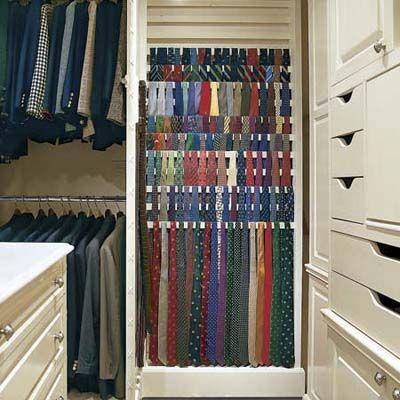25+ best ideas about Tie rack on Pinterest