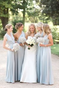 25+ best ideas about Blue bridesmaid dresses on Pinterest