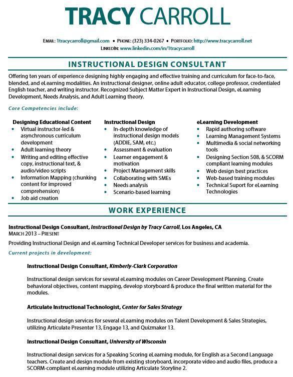 cv level designer