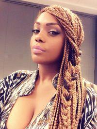 Box braids hair styles | Box braids | Pinterest ...