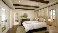 Wooden beams False Ceiling Designs For Bedroom | Bedroom ...