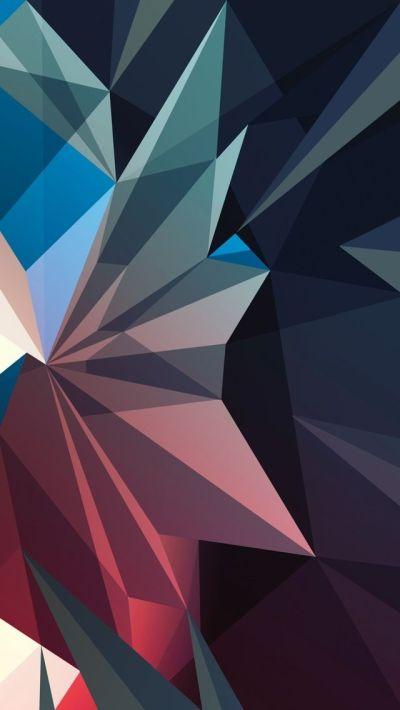 Geometric Batman 2 iPhone Wallpaper | iPhone 5S Wallpapers | Pinterest | Patterns, iPhone ...