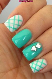 Easy Nail Art Designs and Ideas for Beginners 2014 Cool ...