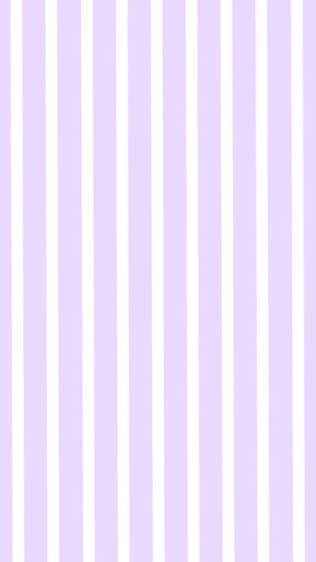 Pretty Iphone Wallpaper Quotes Light Lavender And White Stripes Cute Phone Wallpaper