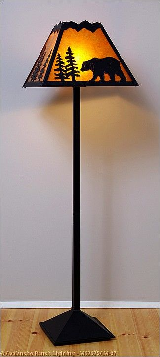 Best 20+ Rustic floor lamps ideas on Pinterest