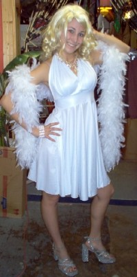 marilyn monroe prom dresses | Cincinnati Wedding ...