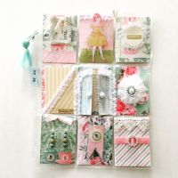 Shabby Chic pocket letter By Anna W | My work | Pinterest ...