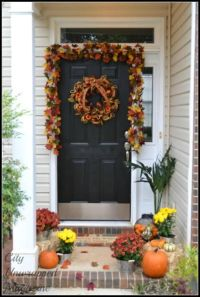102 best images about Modern fall decorations sets ideas ...