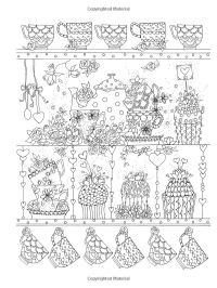 391 best images about Coffee + Tea Coloring Pages for ...
