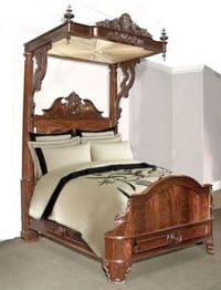 17 Best ideas about Antique Beds on Pinterest | Pink ...