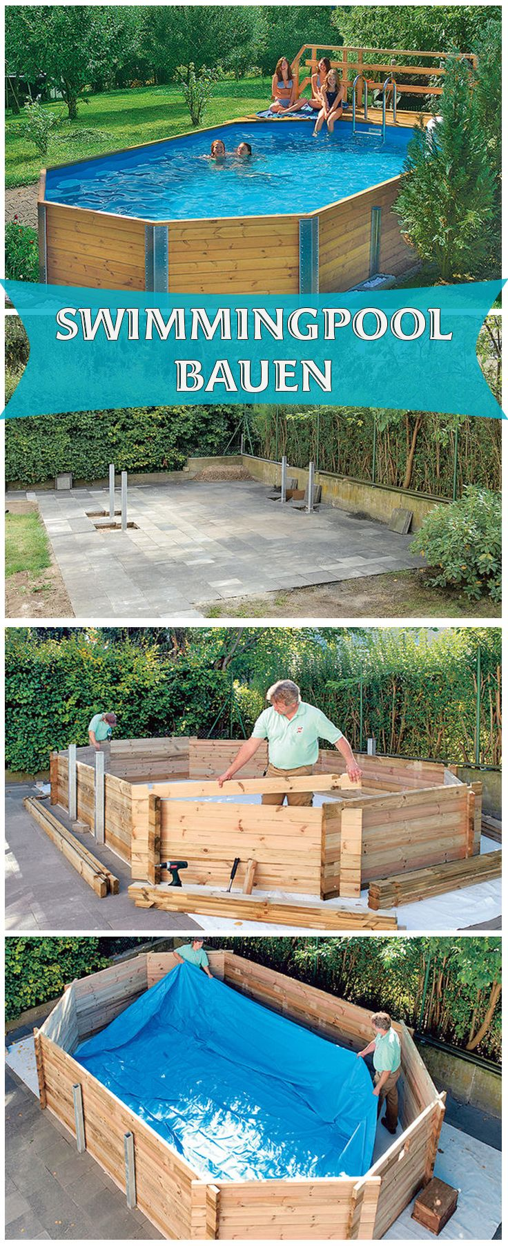 Holz Swimmingpool 17 Best Images About Outdoor Building Ideas On Pinterest