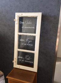 Die 25+ besten Ideen zu Alte Fenster Projekte auf ...