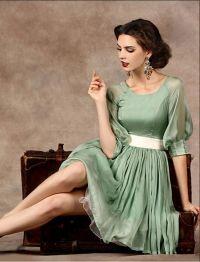 17 best ideas about Elegant Dresses on Pinterest