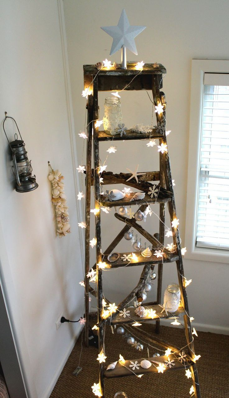 1000 Images About Shabby Chic Ladder Decorating On