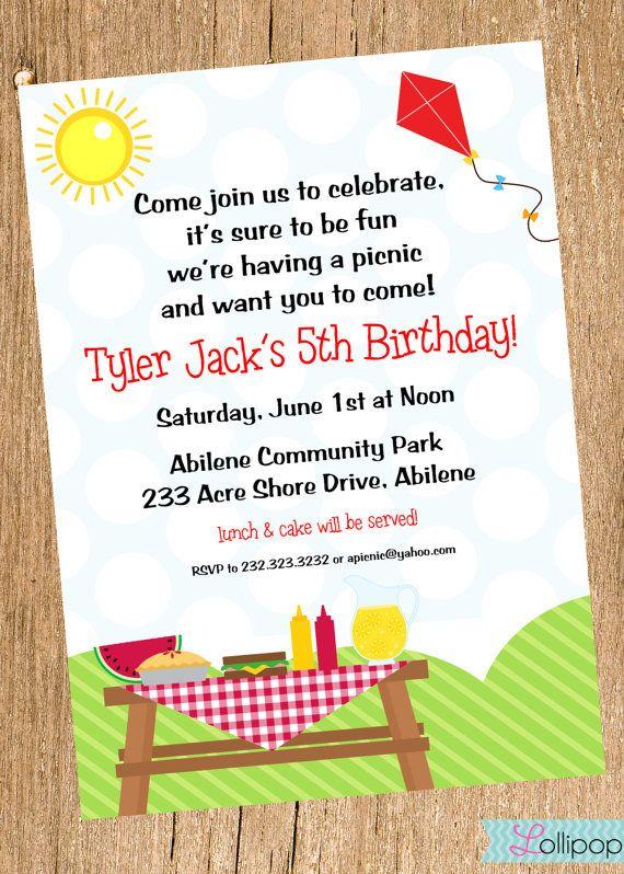 free printable birthday party invitations for boys