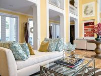 Contemporary Living Rooms, HGTV Designers' Portfolio ...