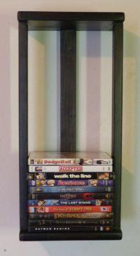 Best 25+ Dvd Storage Shelves ideas on Pinterest   Dvd ...