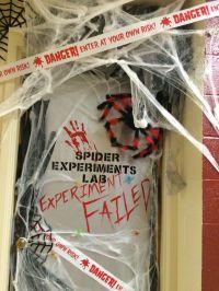 1000+ ideas about Halloween Door on Pinterest   Halloween ...