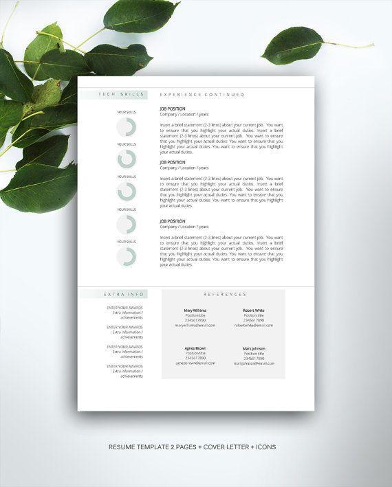 modele de cv simplifie