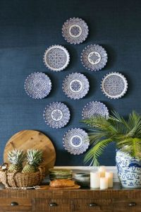 25+ best ideas about Plate Wall Decor on Pinterest