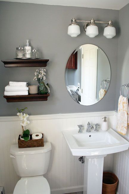 1000+ Ideas About Small Powder Rooms On Pinterest | Small Half