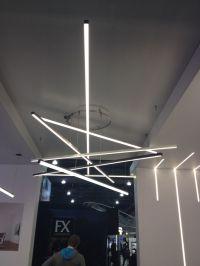 Edge lighting | Linear pendant Lighting | Pinterest | Lighting
