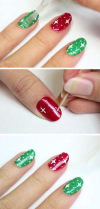 25+ best ideas about Christmas Nail Art on Pinterest ...
