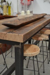 25+ best ideas about Bar table and stools on Pinterest ...
