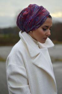 Best 20+ Turbans ideas on Pinterest | Head wrap scarf ...