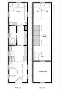 Best 25+ Tiny Houses Floor Plans ideas on Pinterest ...