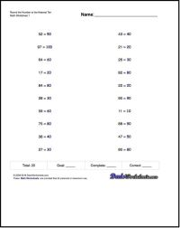 25+ best ideas about Rounding decimals worksheet on ...