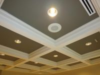 drywall ceiling with soffit edge - Google Search ...