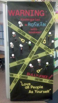 OLWEUS Bullying Program Kick Off with Door Decorating ...