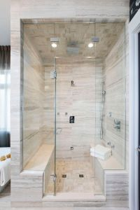 Double bench master steam shower | For the Home ...