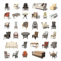 Furniture styles from the 1930's - 1950's | House ...