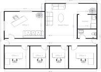 Lovely Small Office Design Layout | Starbeam | Pinterest ...