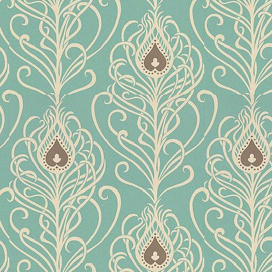 Living room amp bathroom blue rose wallpaper duck egg blue wallpaper