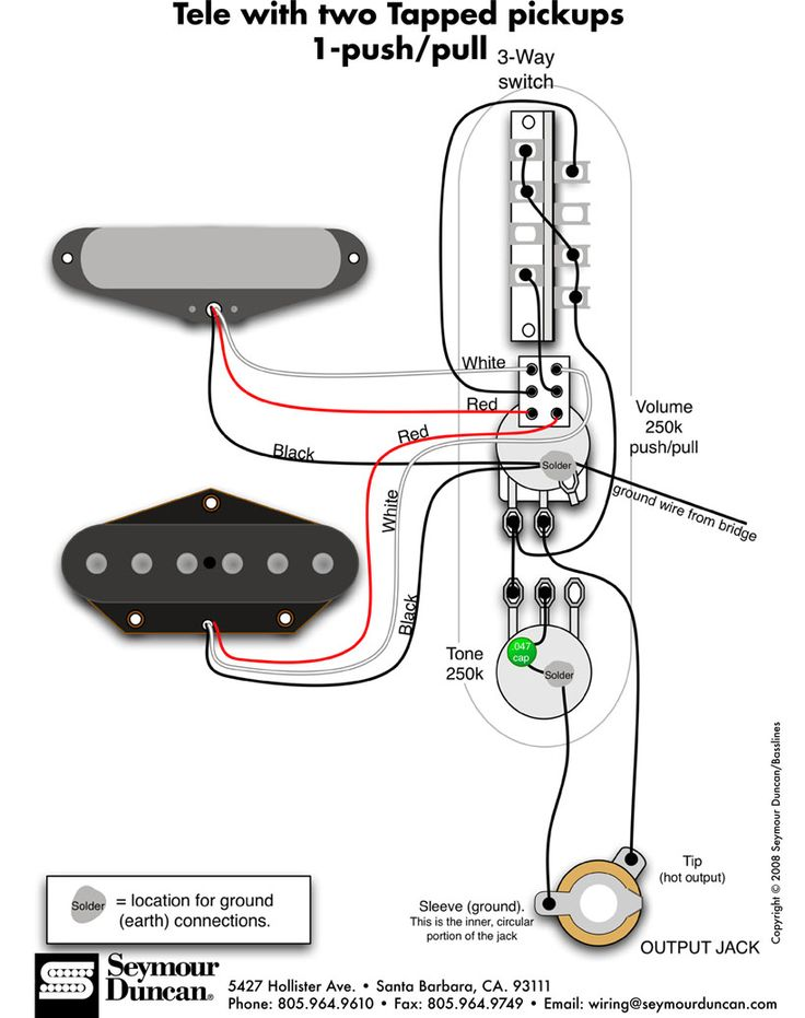 tele wiring diagram 2 tapped pickups 1 pushpull telecaster auto rh carwirringdiagram herokuapp com LED Light Bar Wiring Light Bar Wiring Harness