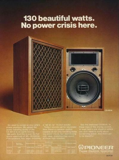 Vintage audio Pioneer speakers Ad | Vintage Audio Love | Pinterest | Vintage, Audio and Speakers