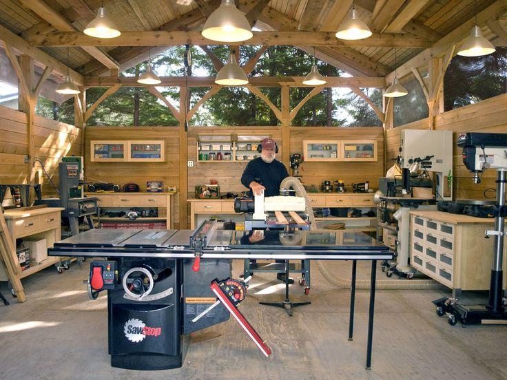 28+  Home Workshop Plans  Woodshop Workshop 2nd Floor Of - home workshop ideas