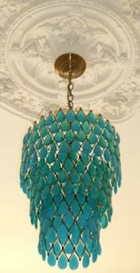 17 Best ideas about Teal Chandeliers on Pinterest | Wagon ...