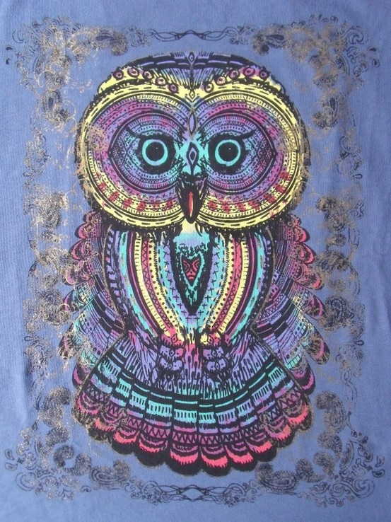 Cute Iphone Wallpaper Patterns Psychedelic Owl ☮ Art Owls ☮ Pinterest Psychedelic