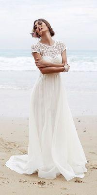 17 Best ideas about Beach Wedding Dresses on Pinterest ...