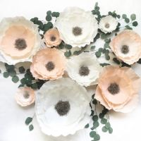 17 Best ideas about Paper Flower Backdrop on Pinterest ...