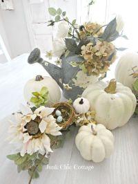 25+ best ideas about Vintage fall decor on Pinterest ...