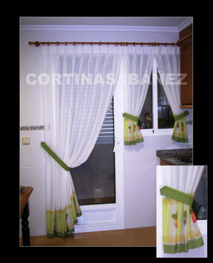 Cortinas Para Cocina 17 Best Images About Visillos Y Cortinas On Pinterest
