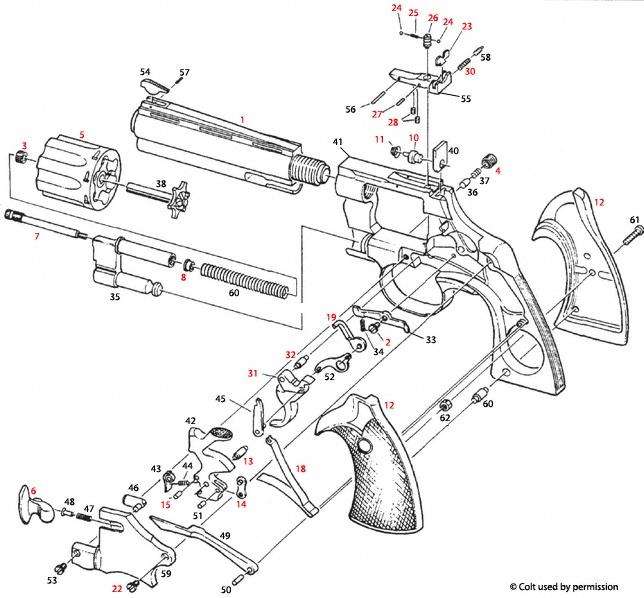taurus 1911 schematic