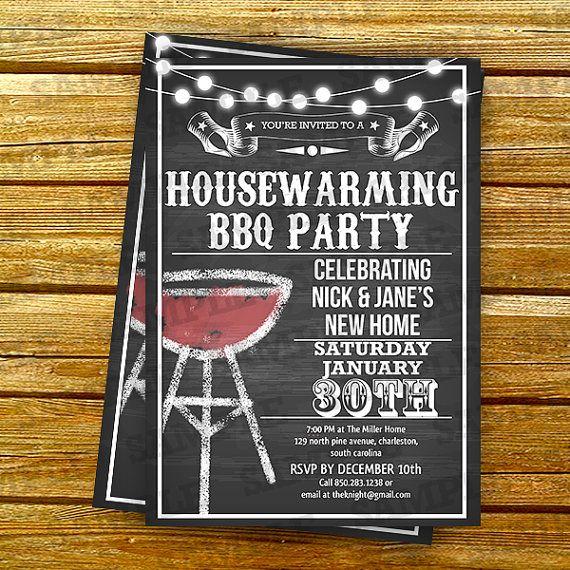 housewarming party invite templates